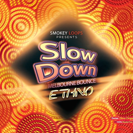 Smokey Loops Slow Down Bounce Ethno WAV MiDi-AUDIOSTRiKE